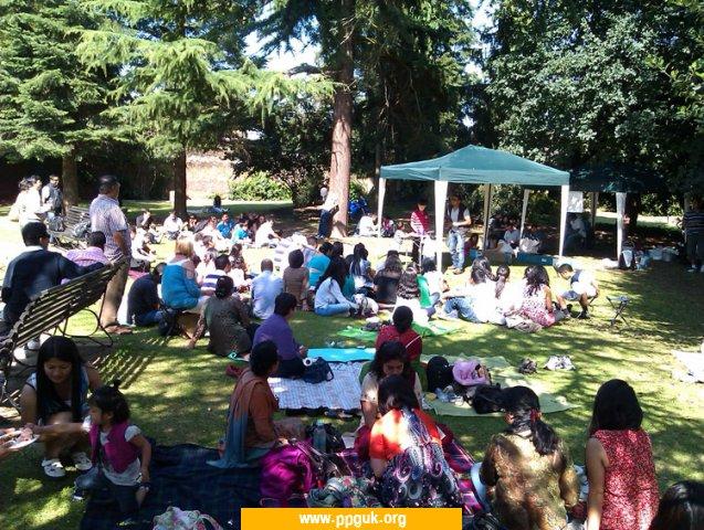 Guthi Summer Picnic 2011