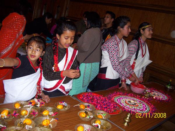 Nepal Sambat 1130 & Mha Puja Programme