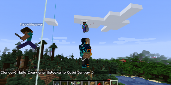 Guthi Minecraft Server