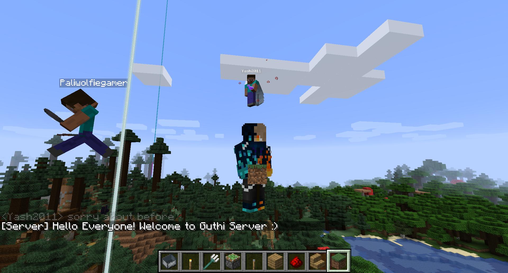 Guthi Minecraft Server